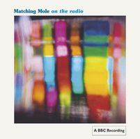 Matching Mole - On The Radio CD (album) cover