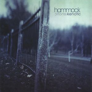 Hammock - Kenotic CD (album) cover