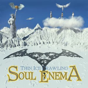 SOUL ENEMA - Thin Ice Crawling CD album cover