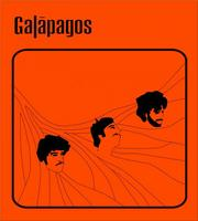 GalÁpagos - Galápagos CD (album) cover