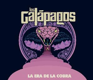 GalÁpagos - La Era De La Cobra CD (album) cover