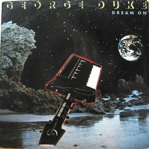 GEORGE DUKE - Dream On CD album cover