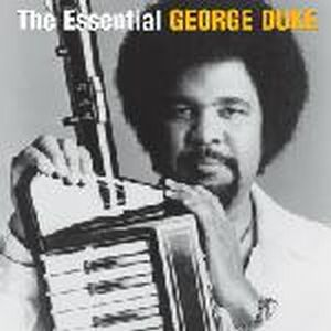 GEORGE DUKE - The Essential George Duke CD album cover
