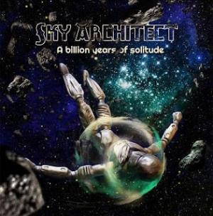 Sky Architect A Billion Years Of Solitude CD album cover