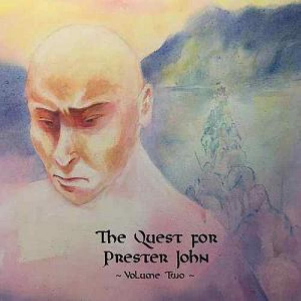 Science Nv - The Quest For Prester John ~volume Two~ CD (album) cover
