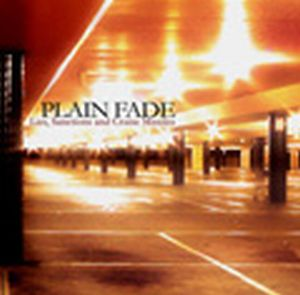 Plain Fade - Lies, Sanctions And Cruise Missiles CD (album) cover