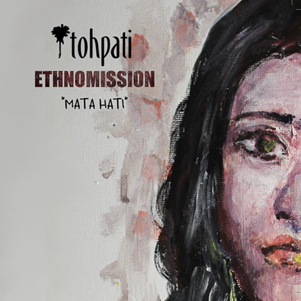 Tohpati Ethnomission - Mata Hati CD (album) cover