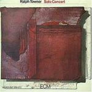 Ralph Towner - Solo Concert CD (album) cover