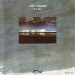 Ralph Towner - Blue Sun CD (album) cover