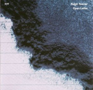 Ralph Towner - Open Letter CD (album) cover