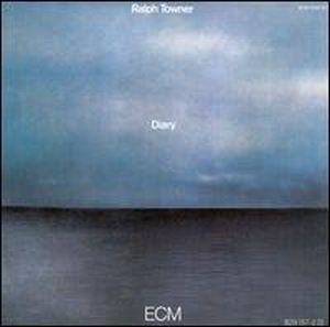 Ralph Towner - Diary CD (album) cover