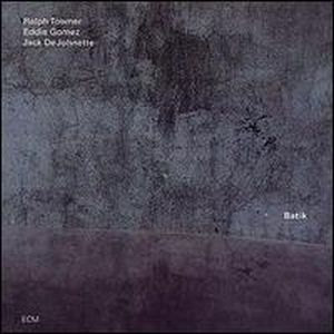 Ralph Towner - Batik CD (album) cover