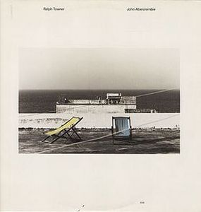 Ralph Towner - Five Years Later (with John Abercrombie) CD (album) cover