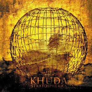Khuda - Stratospherics CD (album) cover