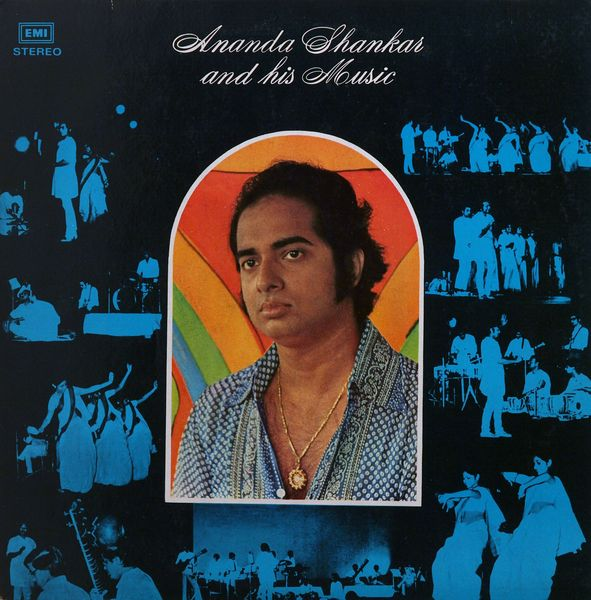 Ananda Shankar - Ananda Shankar And His Music CD (album) cover