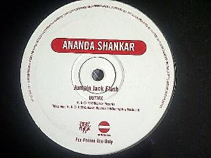 Ananda Shankar - Jumpin Jack Flash CD (album) cover