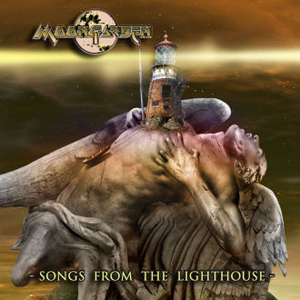 Moongarden - Songs From The Lighthouse CD (album) cover