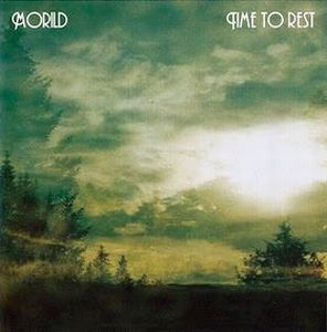 Morild - Time To Rest CD (album) cover