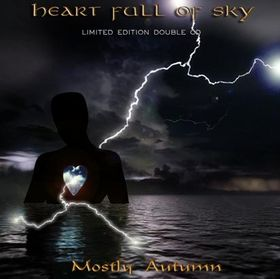 Mostly Autumn - Heart Full Of Sky (limited Edition) CD (album) cover