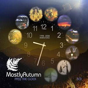 Mostly Autumn - Pass The Clock CD (album) cover