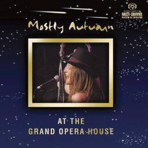 Mostly Autumn - Live At The Grand Opera House CD (album) cover