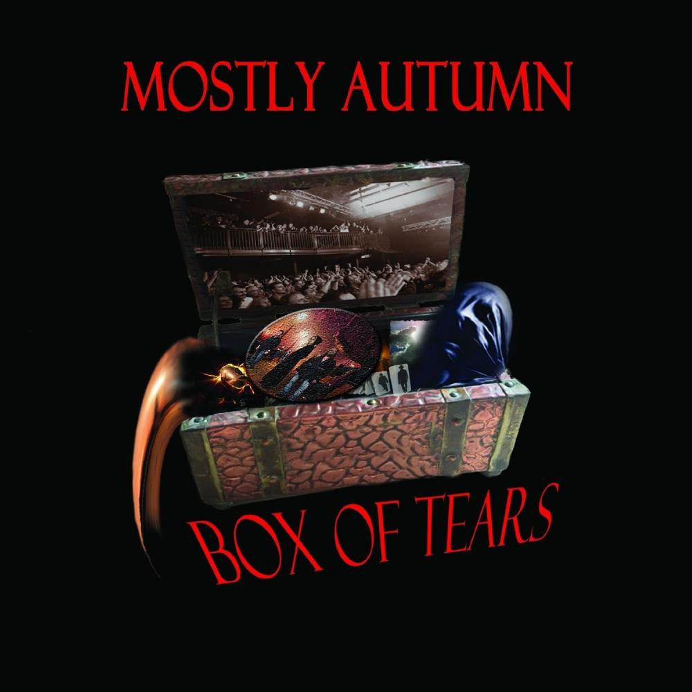 Mostly Autumn - Box Of Tears CD (album) cover