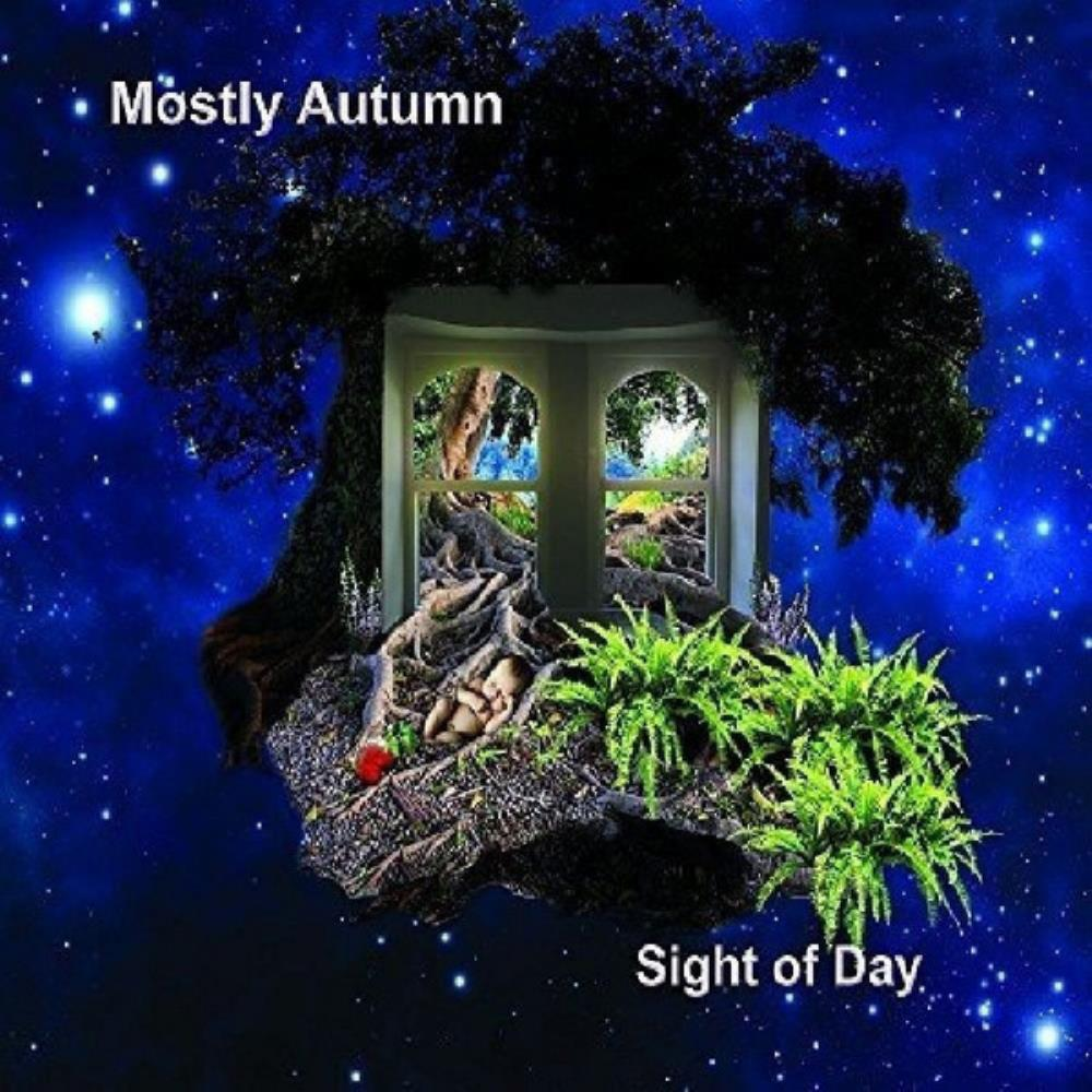 Mostly Autumn - Sight Of Day CD (album) cover