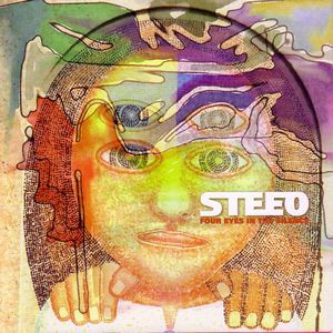 Steeo - Four Eyes In The Silence CD (album) cover