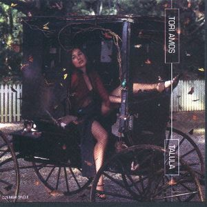 Tori Amos - Talula CD (album) cover