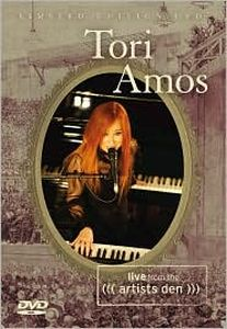 Tori Amos - Live From The Artist's Den DVD (album) cover