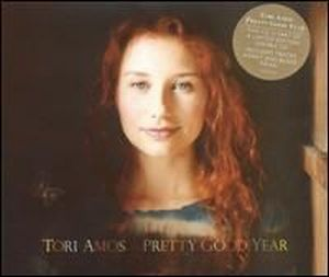 Tori Amos - Pretty Good Year CD (album) cover