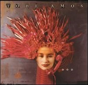 Tori Amos - God (remixes) CD (album) cover