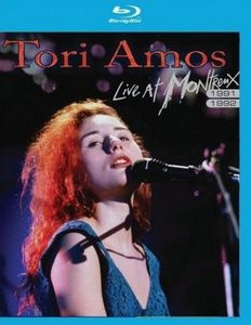 Tori Amos - Live At Montreux 1991/1992 DVD (album) cover