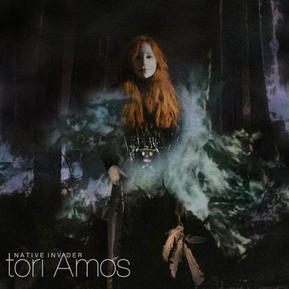 Tori Amos - Native Invader CD (album) cover