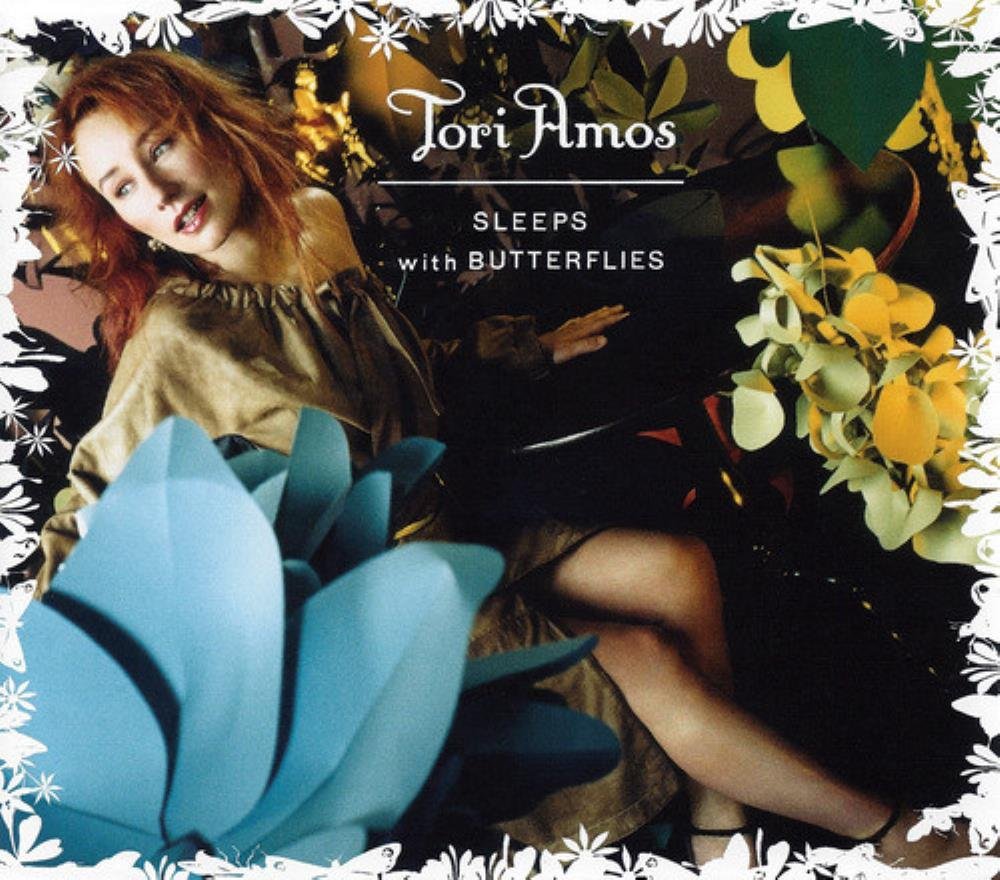 Tori Amos - Sleeps With Butterflies CD (album) cover