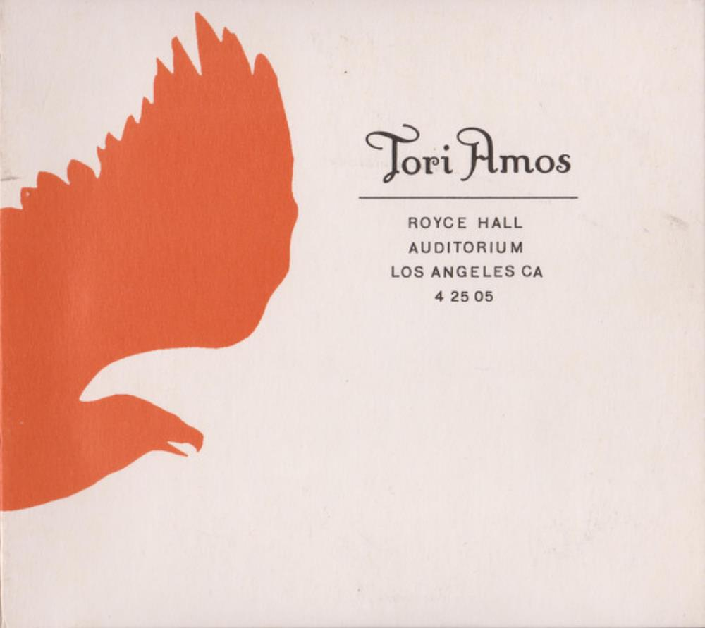 Tori Amos - Royce Hall Auditorium, Los Angeles, Ca 4/25/05 CD (album) cover