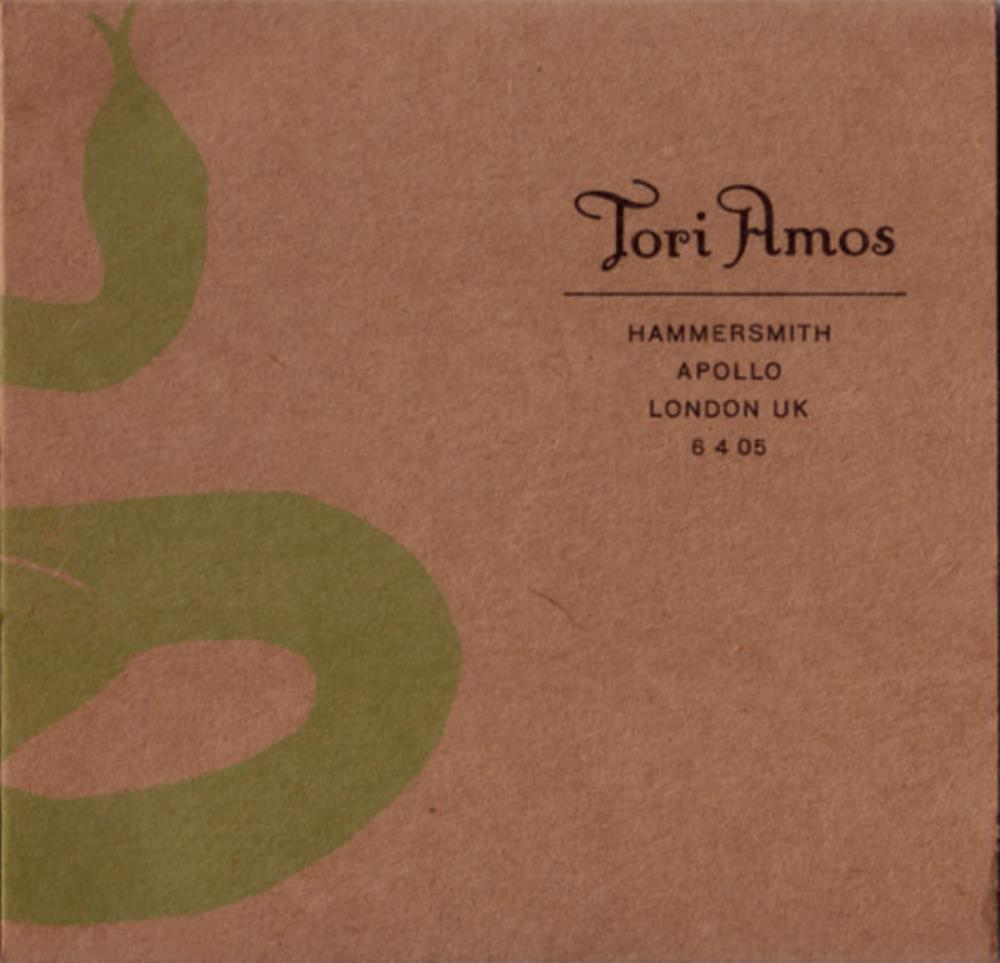 Tori Amos - Hammersmith Apollo, London, Uk 6/4/05 CD (album) cover