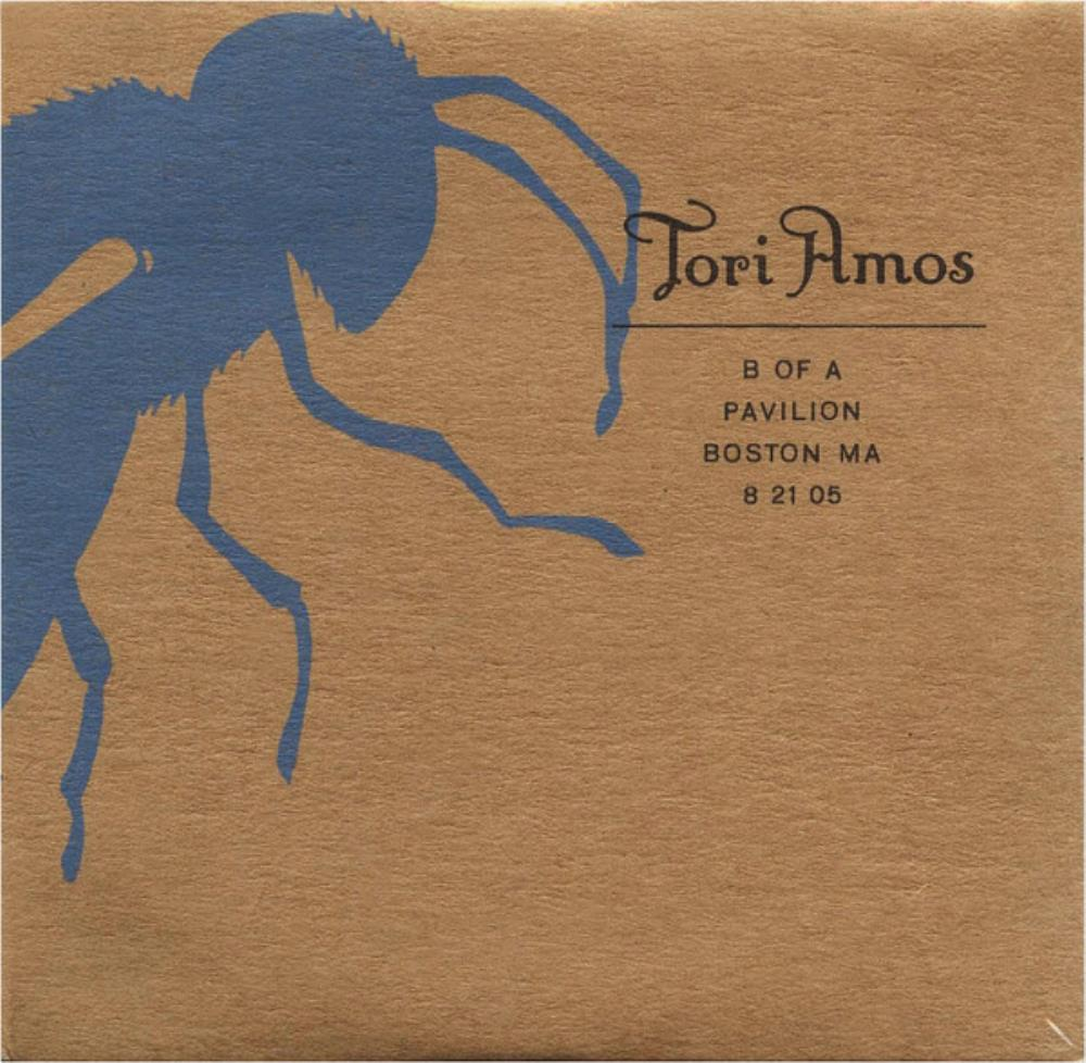 Tori Amos - Bank Of America Pavillion, Boston, Ma 8/21/05 CD (album) cover