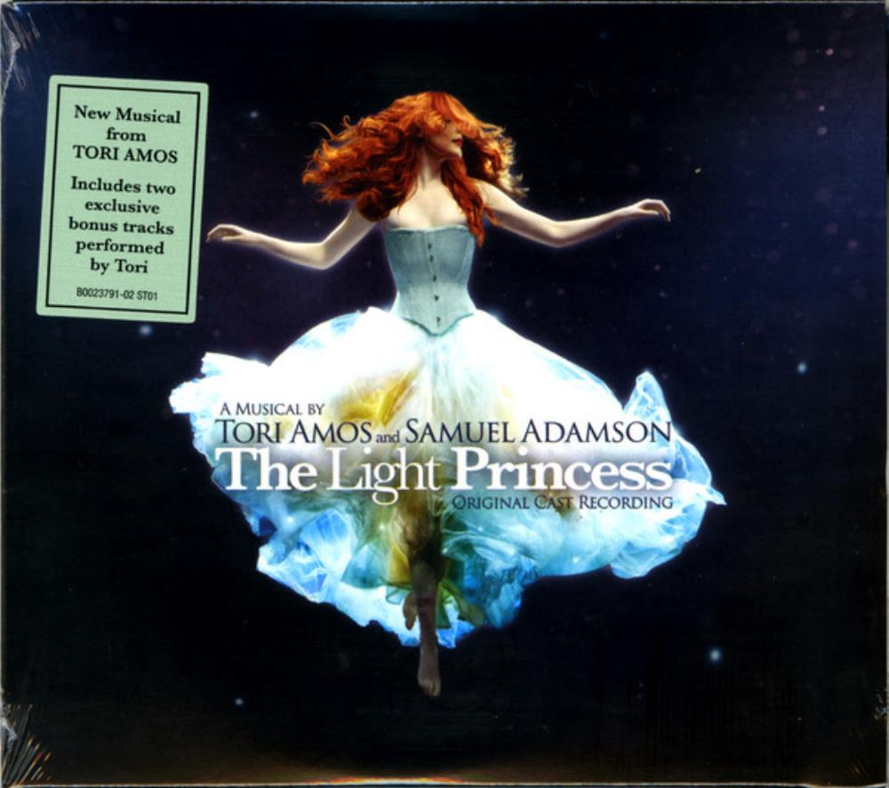 Tori Amos - The Light Princess - A Musical By Tori Amos And Samuel Adamson (original Cast Recording) CD (album) cover
