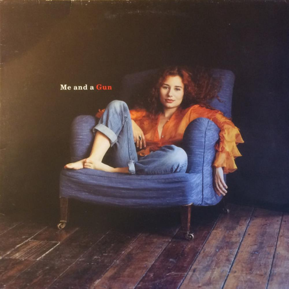 Tori Amos - Silent All These Years / Me And A Gun CD (album) cover