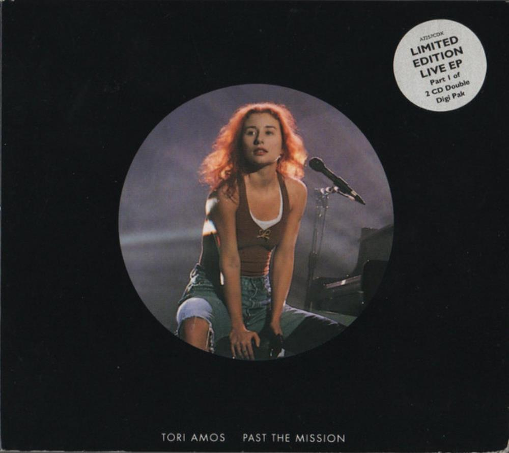 Tori Amos - Past The Mission (1) CD (album) cover