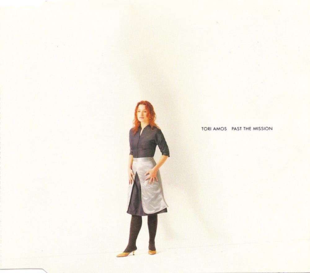 Tori Amos - Past The Mission (2) CD (album) cover