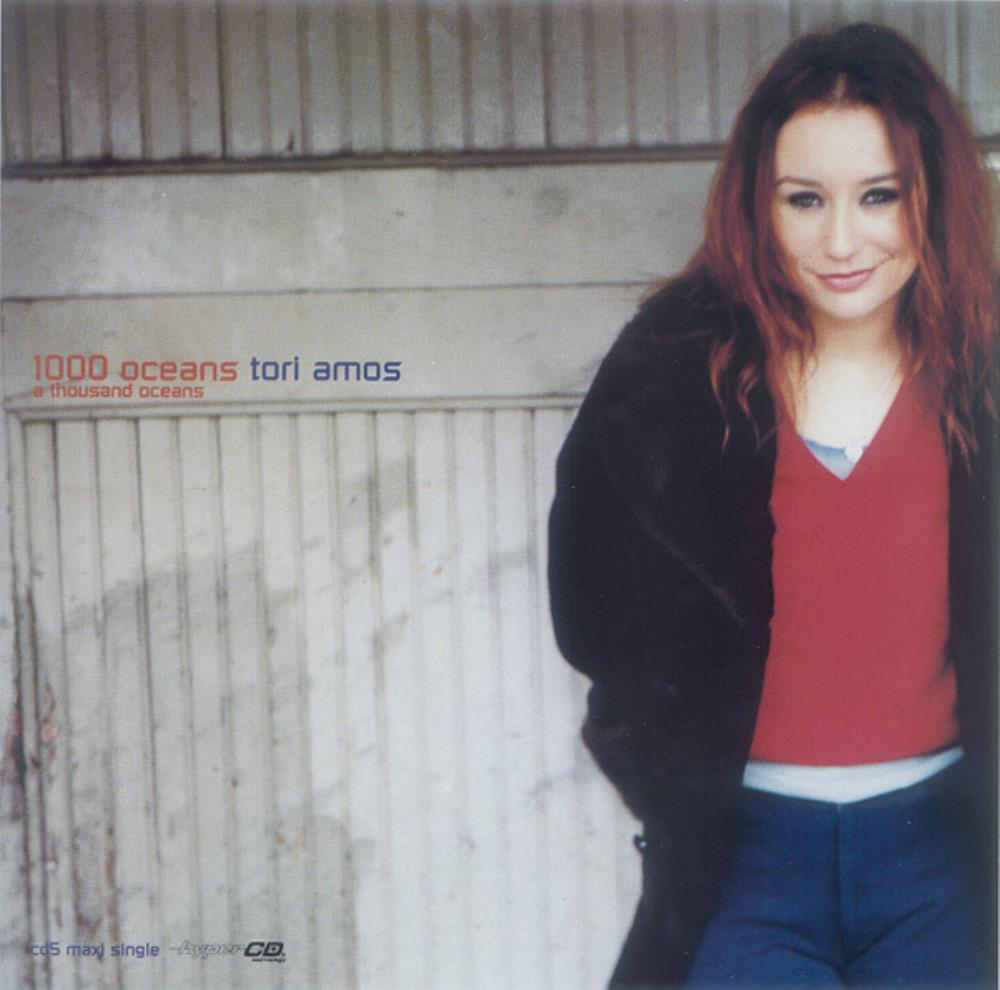 Tori Amos - 1000 Oceans CD (album) cover