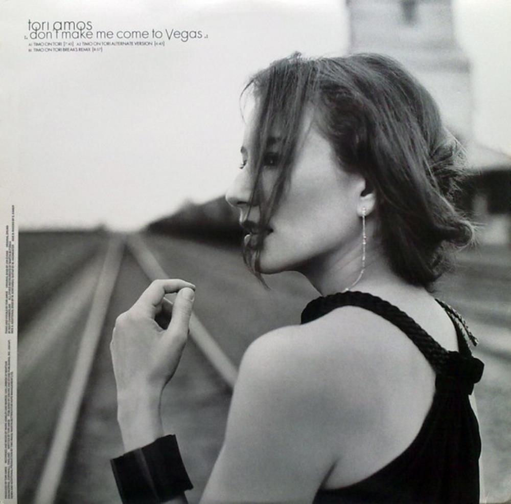 Tori Amos - Don't Make Me Come To Vegas CD (album) cover