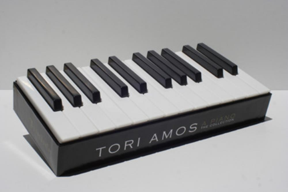 Tori Amos - A Piano: The Collection CD (album) cover