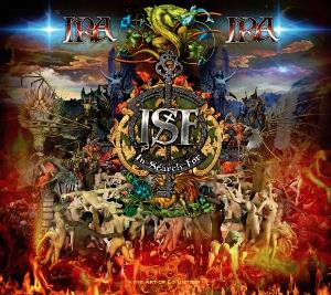 In Search For - Ira CD (album) cover