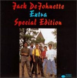 Jack Dejohnette - Extra Special Edition CD (album) cover