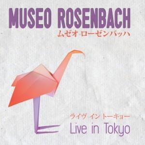 Museo Rosenbach - Live In Tokyo CD (album) cover