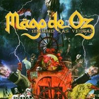 Mago De Oz - Madrid Las Ventas CD (album) cover