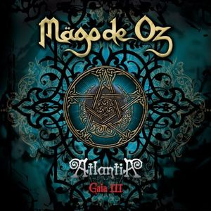 Mago De Oz Gaia Iii: Atlantia CD album cover